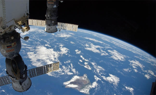 Красивые картинки земли из космоса - для детей, прикольные 2