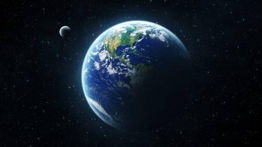 Красивые картинки земли из космоса - для детей, прикольные 6