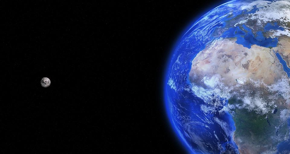 Красивые картинки земли из космоса - для детей, прикольные 9