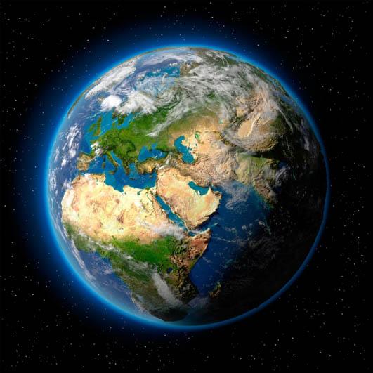 Красивые картинки - планета Земля для детей, смотреть бесплатно 4
