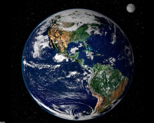 Красивые картинки - планета Земля для детей, смотреть бесплатно 7