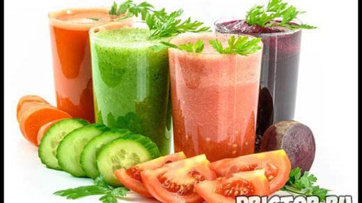 Польза соков и напитков для организма человека 7