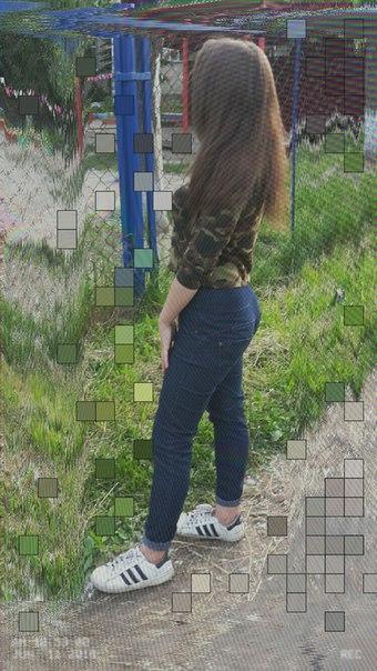 Прикольные и красивые картинки девушек на аватарку со спины 1