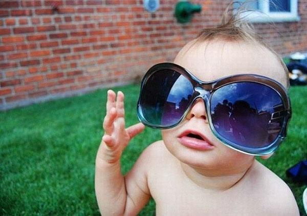 Прикольные и смешные фото про детей - смотреть бесплатно 6