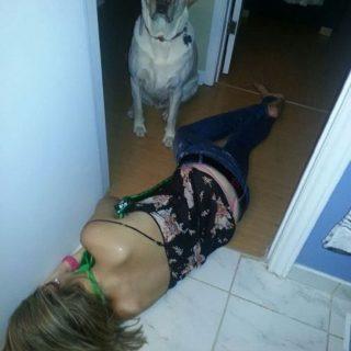 Смешные фото приколы про пьяных девушек - смотреть бесплатно 5