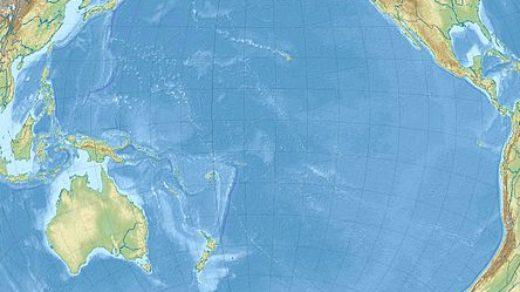 Средняя глубина тихого океана - описание, фото, интересные факты 1