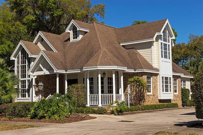 Удивительные и красивые деревянные дома - фото, картинки 4