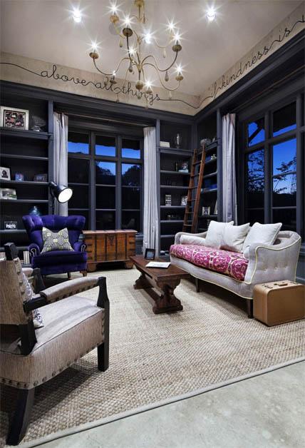 Удивительные и красивые дома - фото внутри и снаружи 8