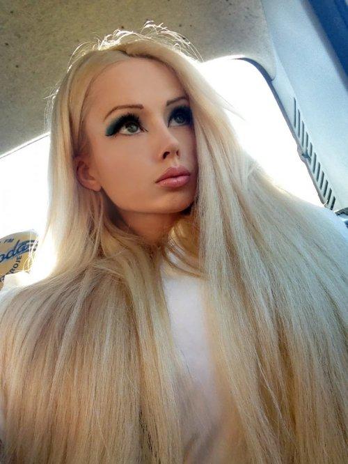 Украинская барби Валерия Лукьянова - фото, без макияжа 13