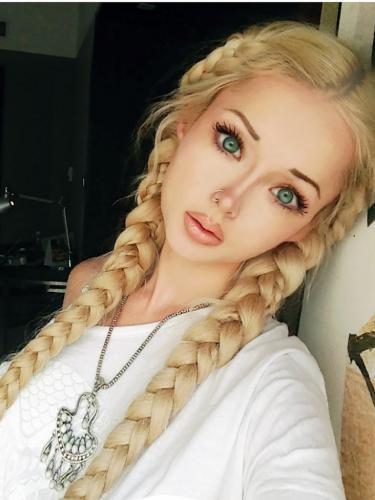 Украинская барби Валерия Лукьянова - фото, без макияжа 3