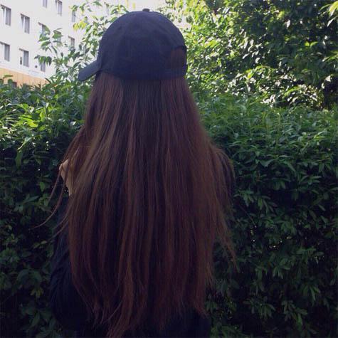 Фото и картинки красивые девушки со спины - на аву, автарку в ВК 16