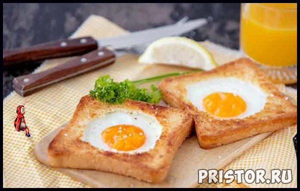 Что можно приготовить из яиц и муки - вкусные блюда 3