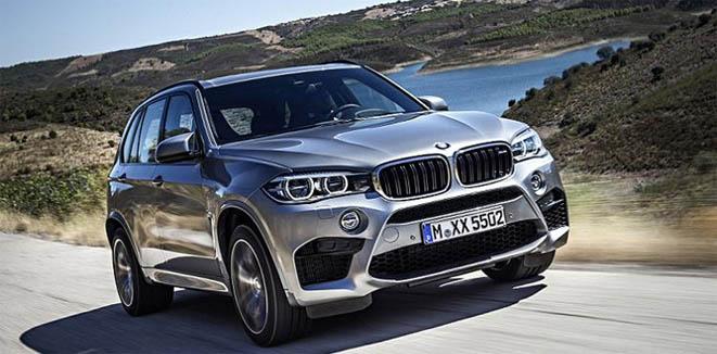 BMW x5 2017 года - новая модель, фото, красивые, салон 11