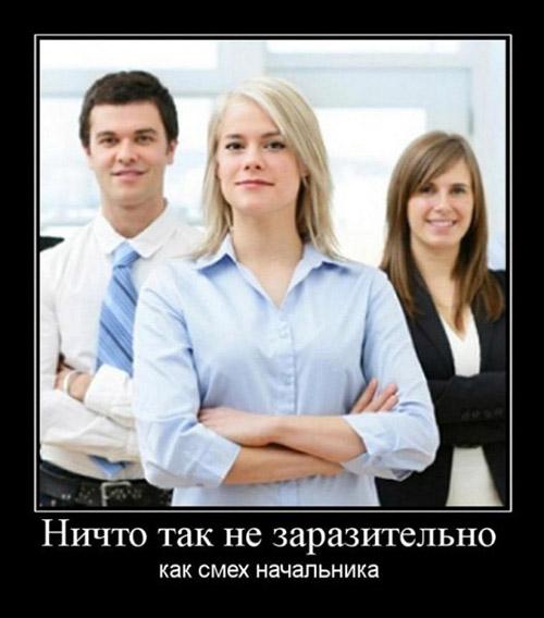 Демотиваторы про работу - смешные, веселые, прикольные 18