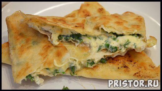 Что можно приготовить из яиц и муки - вкусные блюда 5