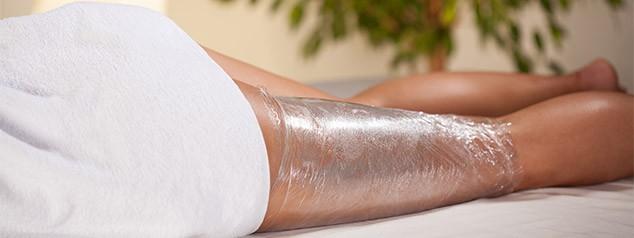 Антицеллюлитное обертывание в домашних условиях для похудения 4