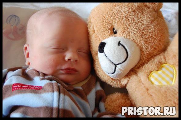 Беременность и роды - уход за ребенком в первый месяц 2