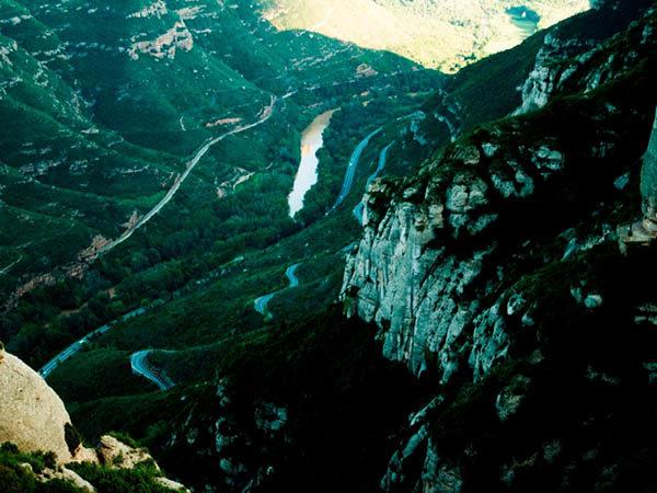 Гора Монтсеррат Испания - описание, фото, интересное 1