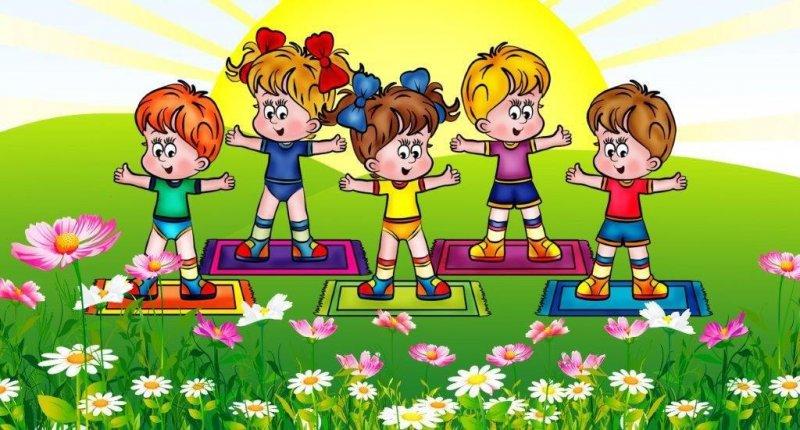 Здоровый образ жизни - картинки для детей, красивые, прикольные 9