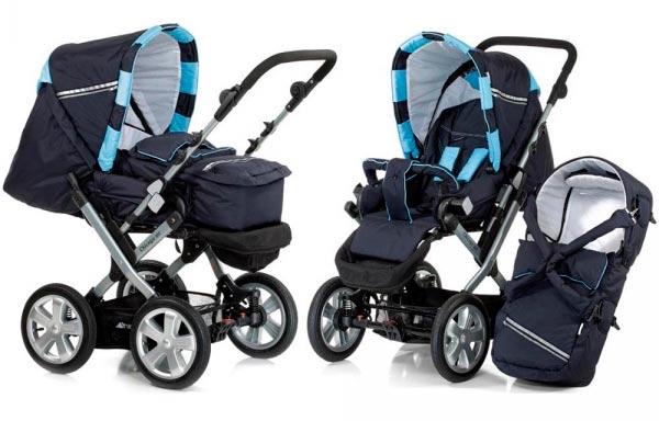 Как выбрать коляску для новорожденного летом и зимой 4