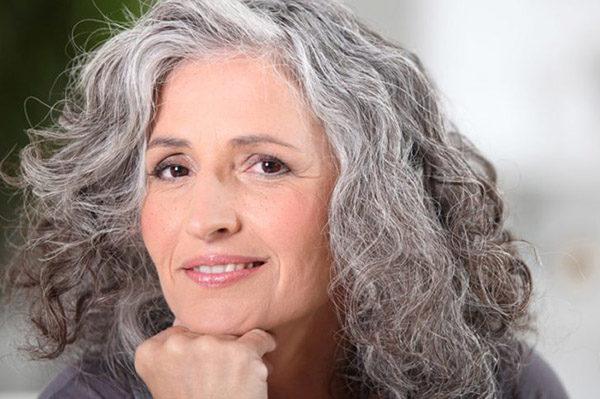 Как избавиться от седых волос в домашних условиях - народные средства 1