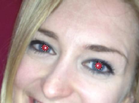 Как убрать красные глаза в фотошопе - лучшие советы и способы 6