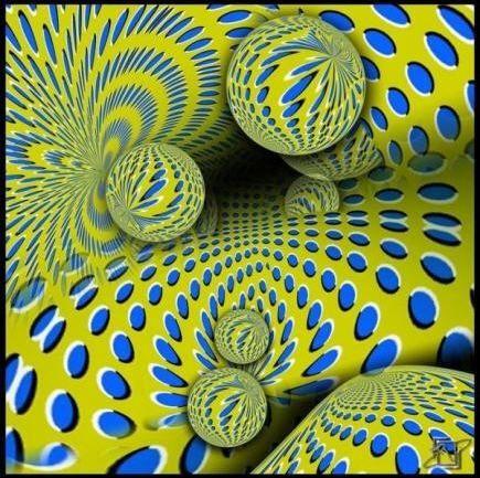 Иллюзии связанные с бинокулярным зрением