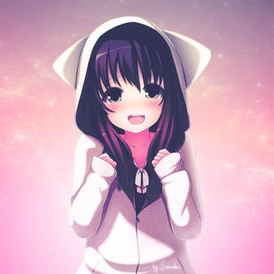 красивые аниме картинки на аватарку