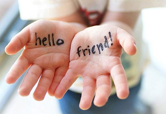 Красивые и прикольные картинки про друзей - смотреть бесплатно 4