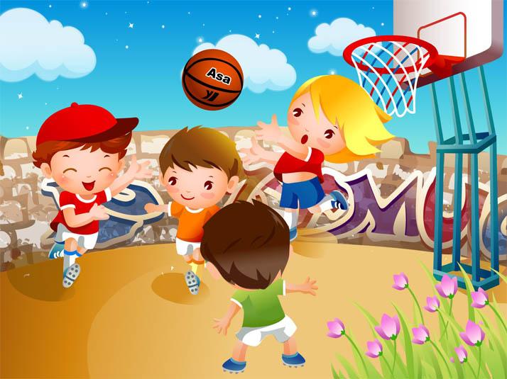 Красивые картинки - Здоровый образ жизни для детского сада 17