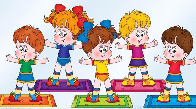 Красивые картинки - Здоровый образ жизни для детского сада 3