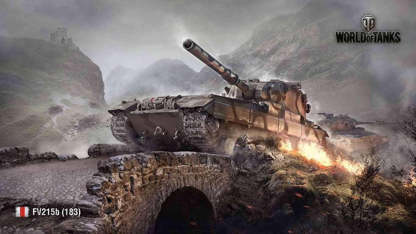 Красивые картинки танков World Of Tanks - смотреть бесплатно 3