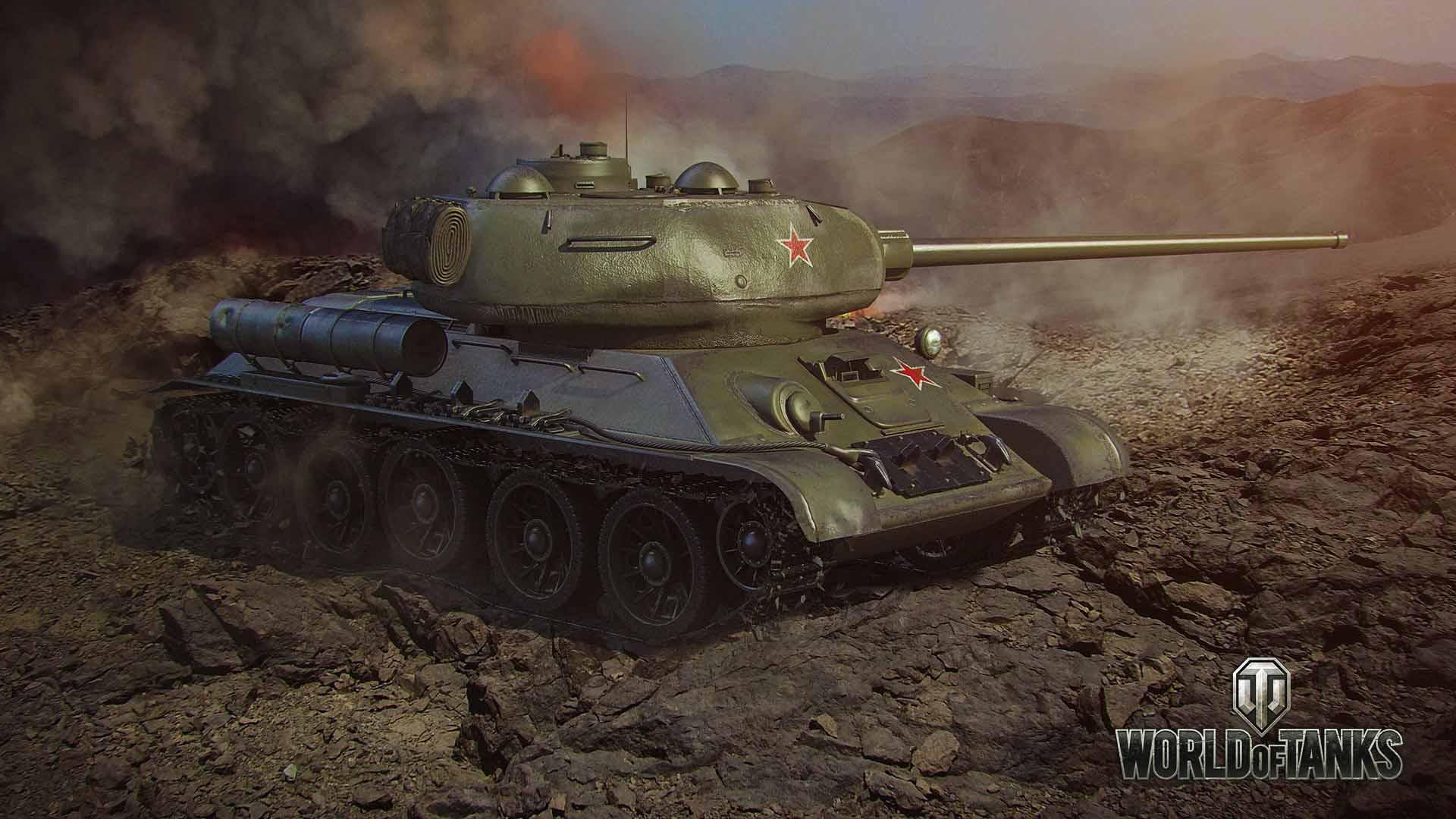 Красивые картинки танков World Of Tanks - смотреть бесплатно 4