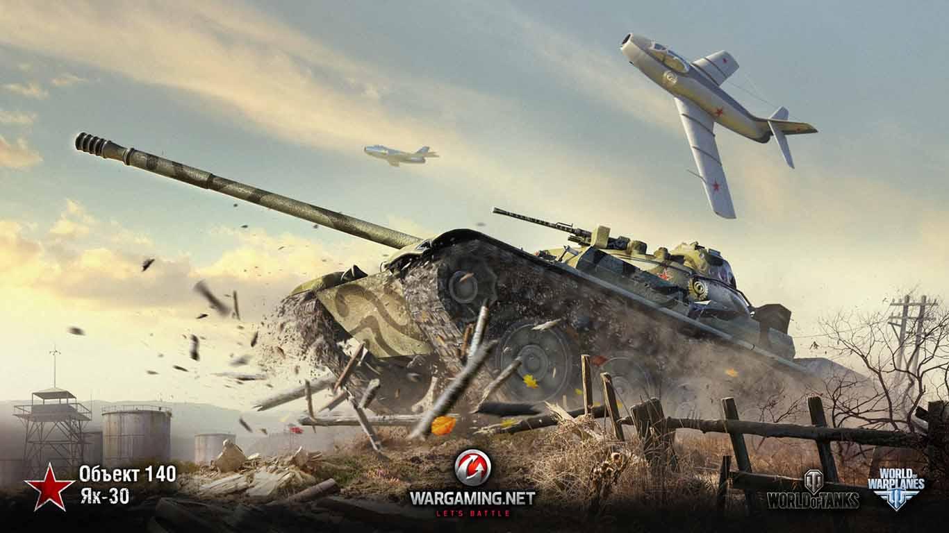 Красивые картинки танков World Of Tanks - смотреть бесплатно 5