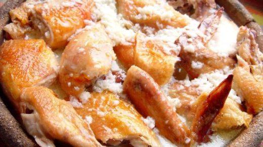 Курица по-грузински - рецепт пошаговый с фото в домашних условиях 1