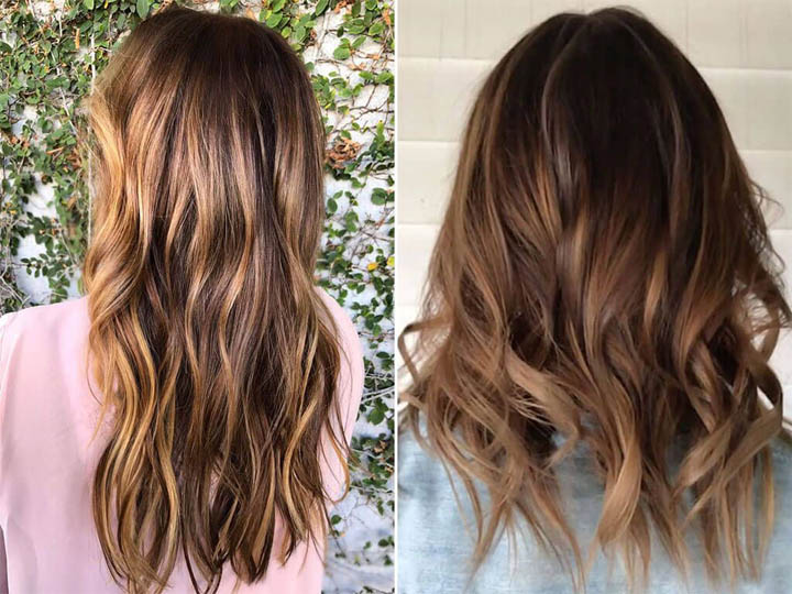 Модное окрашивание волос в 2017 году - фото, техники, советы 3