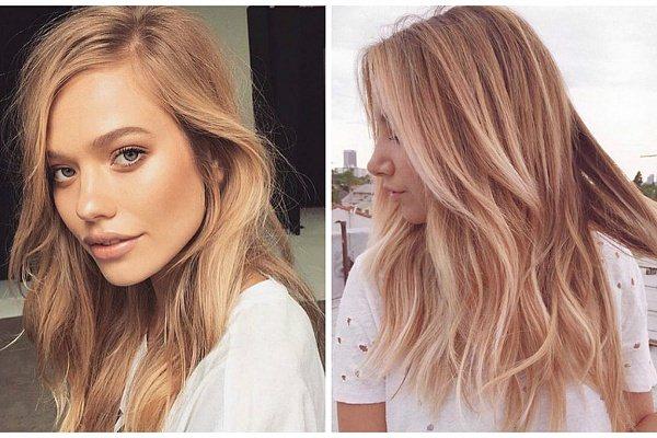 Модное окрашивание волос в 2017 году - фото, техники, советы 7