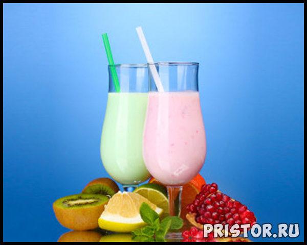Протеиновый коктейль для похудения в домашних условиях - рецепт 2