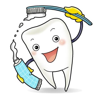 Рисунок здоровые зубы здоровый я здоровая