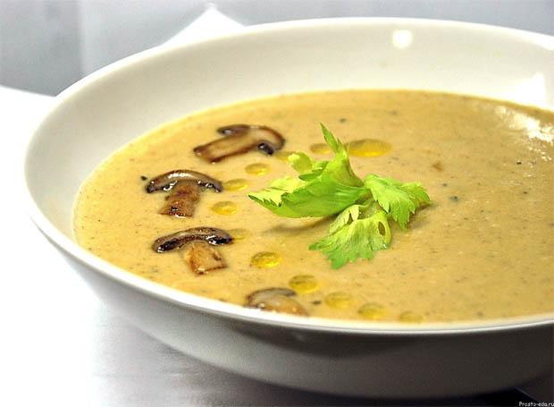 Суп пюре из цветной капусты - рецепт, пошаговый, с фото 2