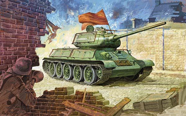 Танк т-34 картинки - красивые, прикольные, классные, крутые 1