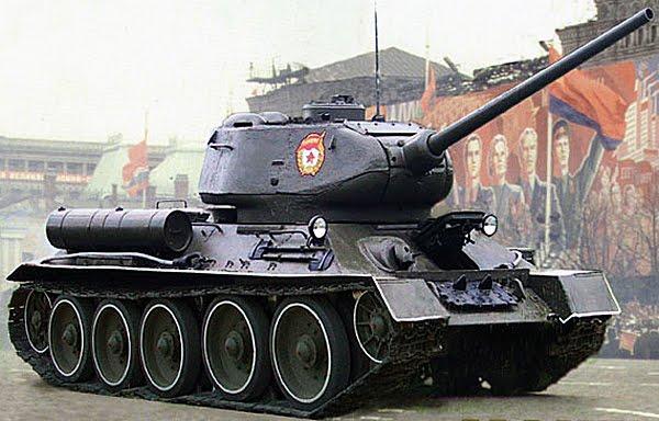 Танк т-34 картинки - красивые, прикольные, классные, крутые 2