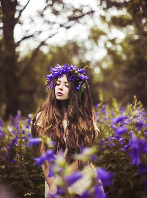 Удивительные и красивые картинки на аватарку для девушек 6