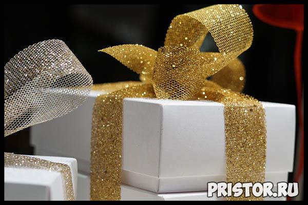 Что подарить на золотую свадьбу - идеи для подарков 2