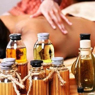 Эфирные масла для лица и тела - массаж, скрабы, ароматные ванны 3