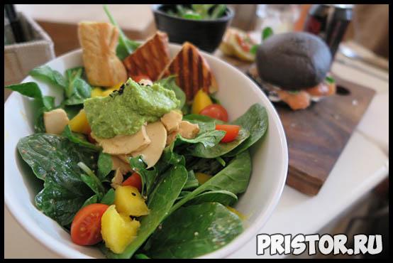 Польза зелени для организма человека - польза салата 3