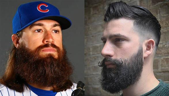 Виды бороды у мужчин - фото и названия, типы, разновидности 7