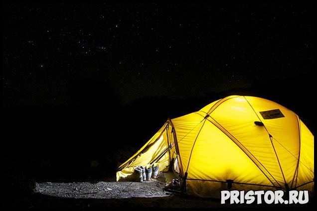 Как выбрать палатку для отдыха на природе - лучшие советы 3