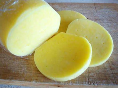 Как сделать сыр с молока и творога