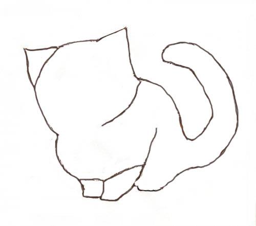 Как рисовать шерсть или мех животных - советы для начинающих 4